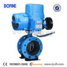 Part-turn actuators Modulating duty HKJ/ IQT series for butterfly valve