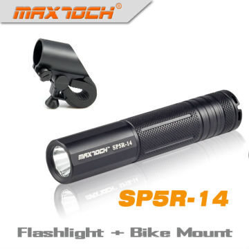 Maxtoch SP5R-14 Cree R5 Pocket Mini Cree LED Torch