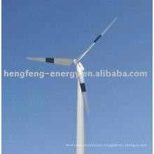 Nuevo diseño viento turbina generador turbina de viento molinos de viento 10kw
