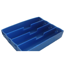 OEM for Corrugated Plastic Boxes Custom PP Corrugated Dividers supply to France Supplier