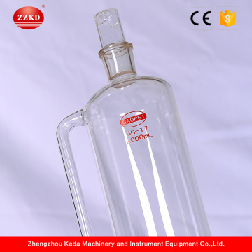 Laboratory Jacketed Glass Reactor Equipment