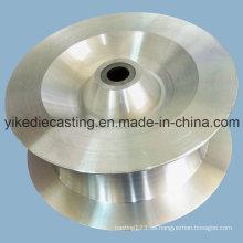 Piezas de metal del CNC de alta calidad del fabricante de China que trabajan a máquina