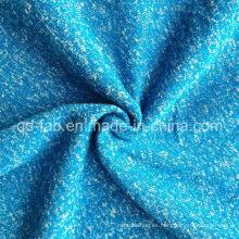 Jersey de algodón de algodón y hebreo