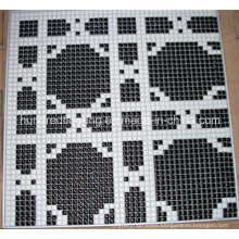 Glass Mosaic Pattern for Wall and Floor (HMP617)