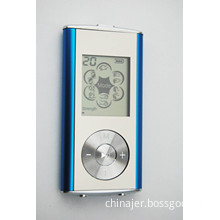 Portable 2 Channels Rechargeeable Tens Unit as-1088 with Lithium Battery and Fashion Design