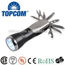 Multifunktions 5 LED-Taschenlampe TP-2348