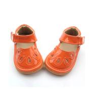 Grosir 2018 New Fashion Emas Anak-Anak Sepatu Squeaky