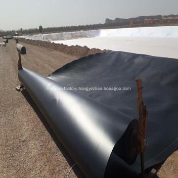 1.0mm /0.75mm/0.5mm HDPE pond liner/fish pond liner