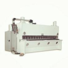 Steel plate cutting shearing machine