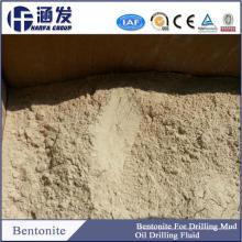 Derivada orgánica de una arcilla de bentonita con alta pureza