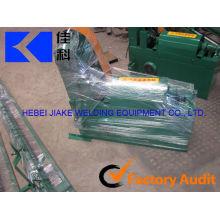 endireitamento do fio e máquina de corte / alisador de arame e cortador