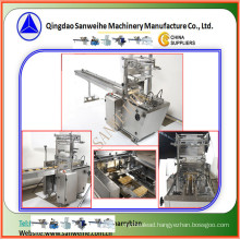 Wafer and/or Biscuit Automatic Wrapping Packing Machine