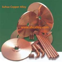 Alliage de cuivre chromé C18200 Cucr Rwma Classe 2