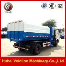 Hydraulischer Heber-Abfall-LKW Dongfengs 5cbm