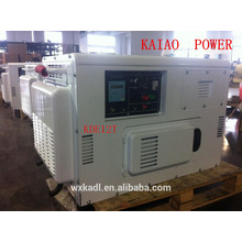 AC Single Phase 50/60Hz/8kw Silent Deisel Generator with Digital Panel Board for Shop and Office Use (KDE12T)