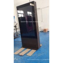 65-дюймовый водонепроницаемый светодиодный дисплей высокого разрешения на открытом воздухе