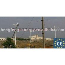 CE acionamento direto baixa velocidade baixa partida binário gerador do moinho de vento gerador de ímã permanente / gerador de turbina do vento 10kw