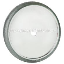 Diamante galvanizado Roda de perfil / roda de diamante / roda de polimento de diamante