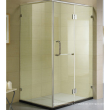 Customized Shower Kit - 30 X 60 in, Single Threshold Shower Door