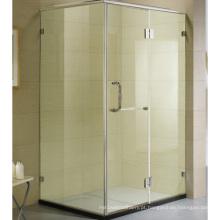 Kit de chuveiro personalizado - 30 X 60 pol, única porta do chuveiro