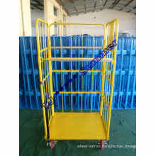 Japan Two Doors Folding Roll Container