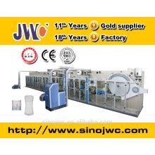 Automatichigh calidad de la servilleta sanitaria equipo de maquinaria fabricante