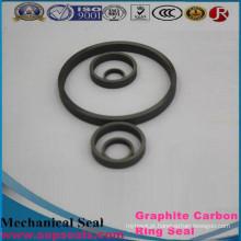 Selo de anel de grafite de carbono de alta temperatura