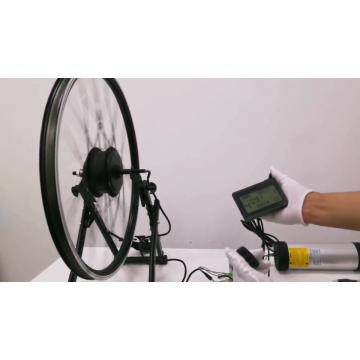 "26"" Front/Rear Wheel Ebike Hub Motor Conversion Kit"