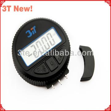Horloge à lentille numérique