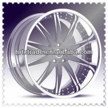 17 polegadas linda moz novo design roda