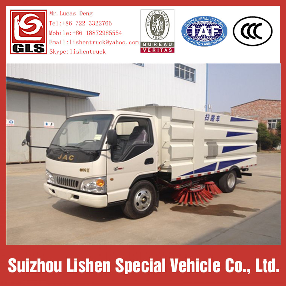 JAC Road Sweeper