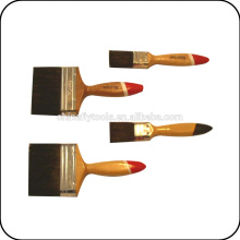 fine quality black bristle paint brush