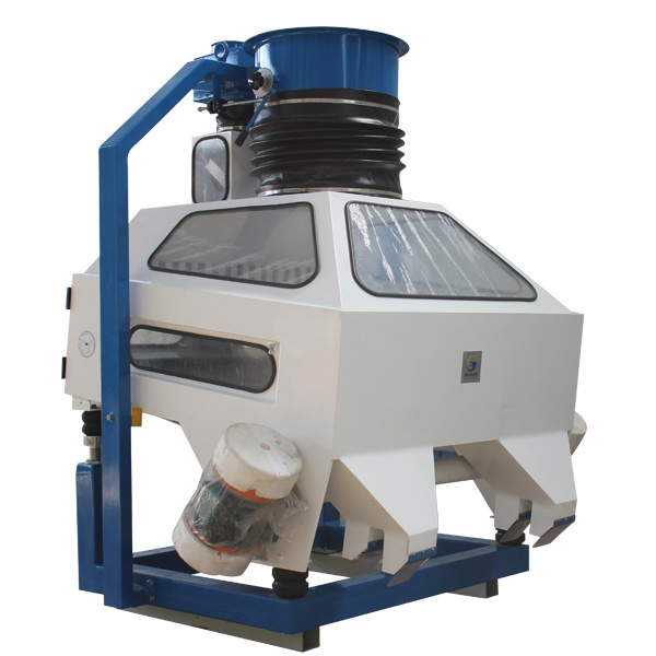 gravity classifier destoner