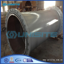 Marine double walled pipes