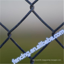2.0mm PVC plastic coated galvanized Chain Link Fence