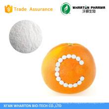 Matéria-prima Natural Vitamina C Pó A Granel; Vitamina c bebida; ácido l-ascróbico; Vitamina C Pó A Granel