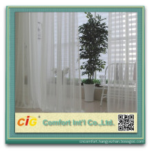 Best-selling Voile Fabric for Curtain with Fire Retardant