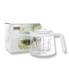 Private design  resistance tea make pot