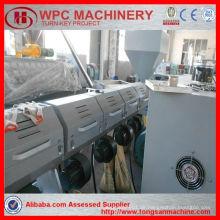 Bilderrahmen wpc Profil Fertigung Extrusion Maschine / PS Schaum Bilderrahmen Profile Extrusion Maschine / WPC Maschine