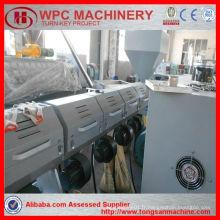 Cadre photo wpc profil de fabrication machine d'extrusion / mousse PS miroir profilé machine d'extrusion / machine WPC