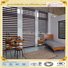 Customized Mutiple colors High quanlity Competitive price Zebra blinds Window blinds Vertical blinds