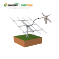 Bluesun Solar PV Solutions 10 KW Système solaire domestique 100KW 500KW 600KW 1MW Centrale solaire Système de liaison solaire pour l'énergie solaire