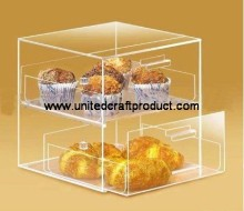 Acrylic Bread Display Stand