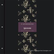 Plus tard Uhome 192g Foamig haute papier pur européen Vintage Wallpaper--Catherine