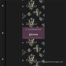Uhome последний 192g высокой Foamig чистой бумаги европейских винтажные обои--Екатерина