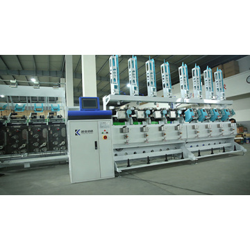 Machine à enrouler automatique à grande vitesse de fil de couture