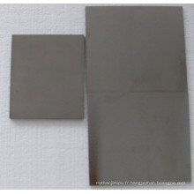 99.95% de feuille de molybdène / plaque dans la culture de saphir