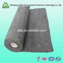 vendiendo fieltro de fibra de carbono activada con aguja alta de alta temperatura