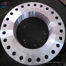 Bride de tube inox 304 316 usine prix OEM