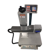High Speed LOGO Date Code Cnc 3d Mini Fiber Laser Engraving Machine For Mobile Phone Shell